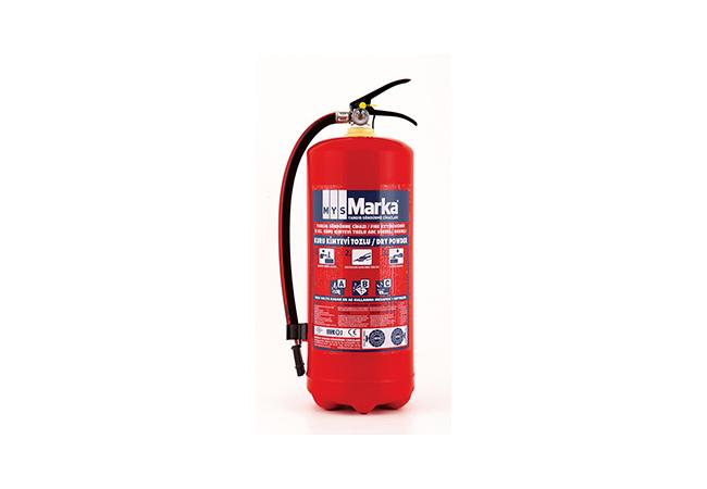 12 Kg ABC Yangın Söndürme Cihazı