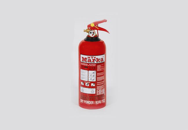 1 Kg ABC Yangın Söndürme Cihazı